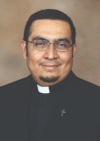 Father Luis Mejia