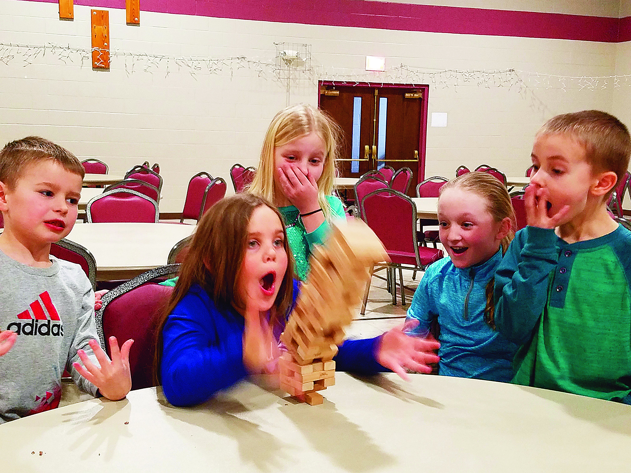 Parish opens doors to kids for fun, fellowship and fait