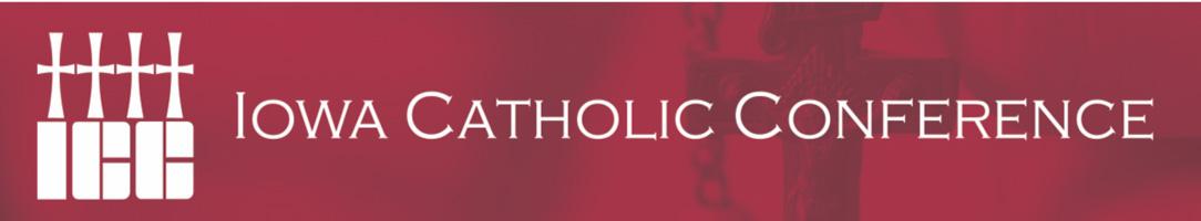 Iowa Catholic Conference logo