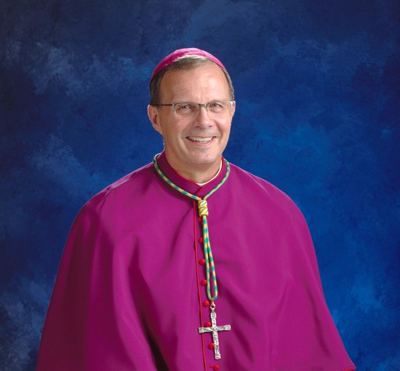 Bishop William Joensen